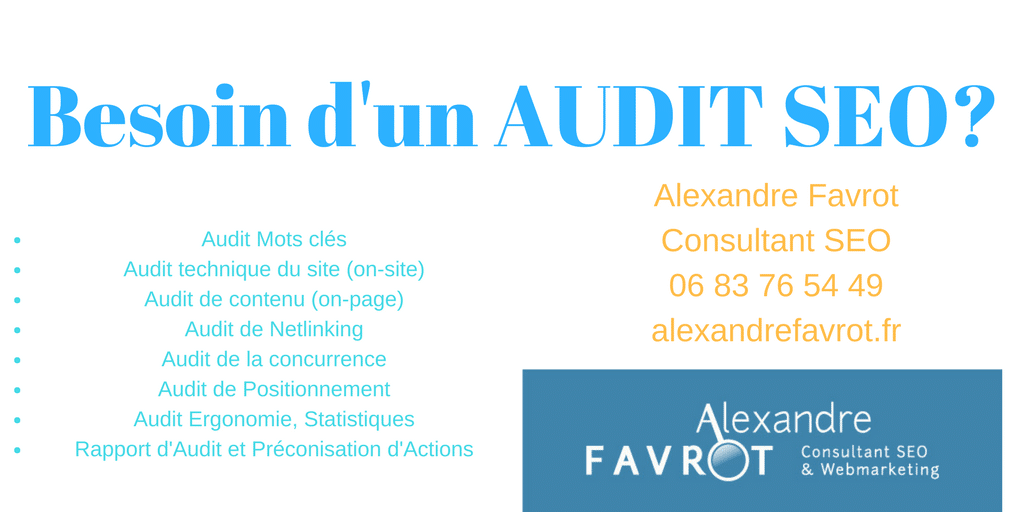 Besoin d'un audit seo, (2)